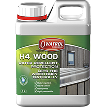 pack H4 Wood anglais
